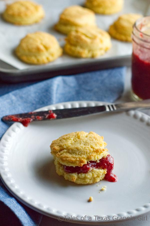 Dairy free version of Easy Keto Biscuit Recipe - Low carb, GF