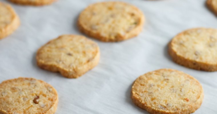 Pepper Jack Keto Cheese Crackers