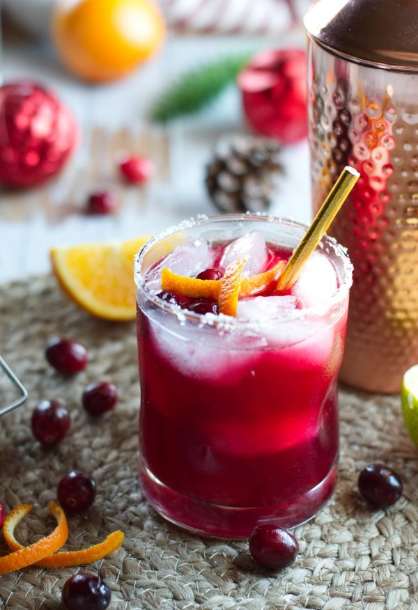 holiday keto cocktail.