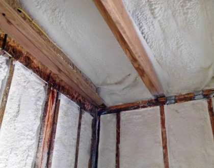 Spray Foam Insulation in the San Antonio and New Braunfels Area
