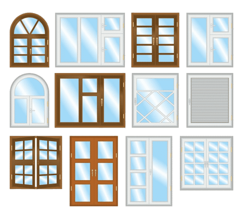 The Various Different Types of Windows for Homes