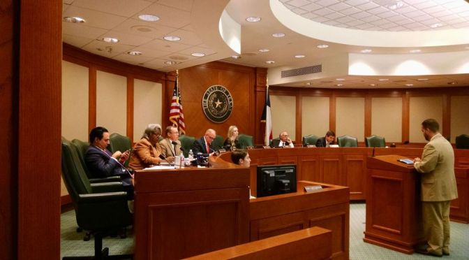 Texas House committee tasked with studying marijuana laws
