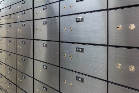 example of bank vaults