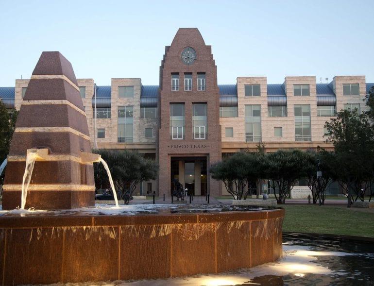 Frisco TX City Hall