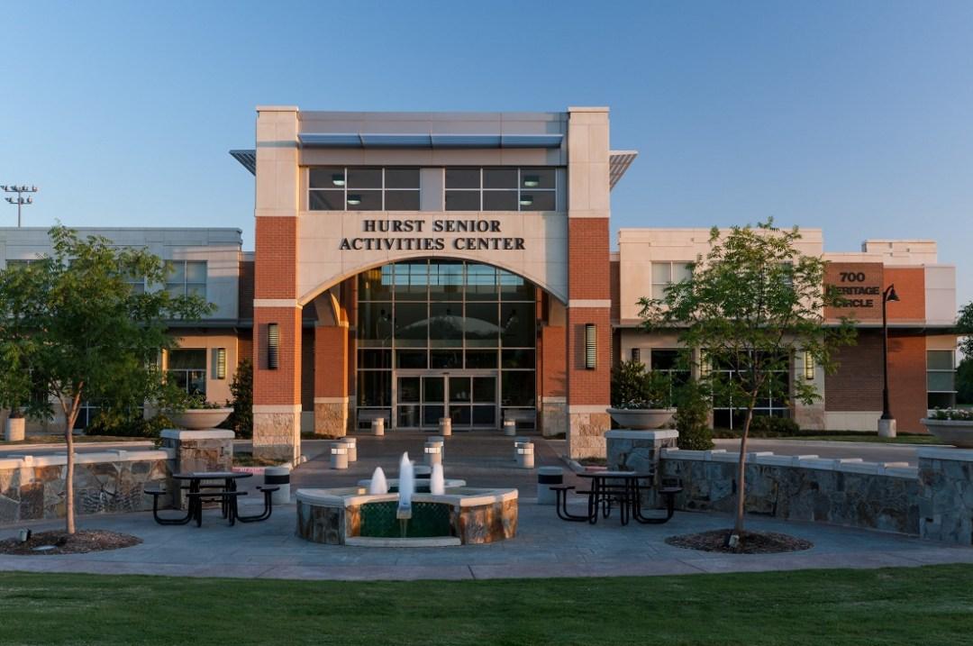 Hurst Senior Center