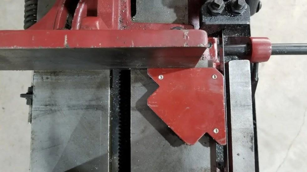 Easiest Way to Set 45 Degree Angle on a Band Saw