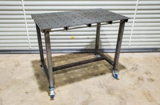 "Weld Table <del>DIY Kit</del> Fully Assembled! - 30"" x 48"""