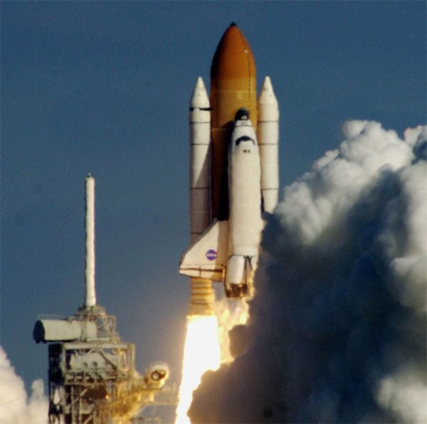 Remembering the Space Shuttle Columbia – Texas Monthly
