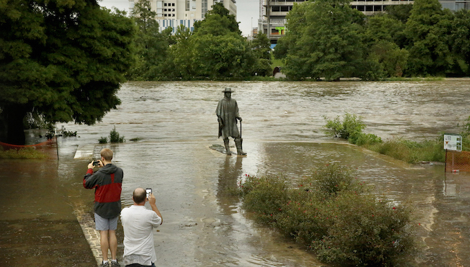 The Central Texas Memorial Day Flood 2015 Is One For The