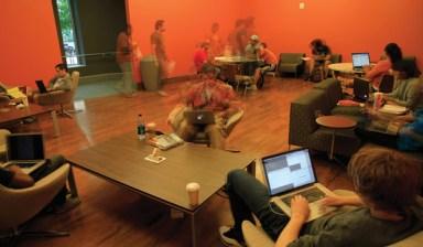 SAC Lounge
