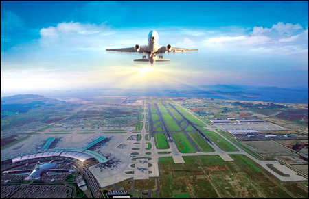 Incheon Airport, Seoul