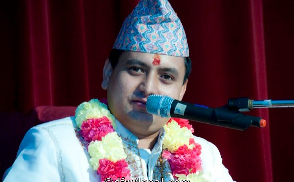 Spiritual Discourse with Deen Bandhu Pokhrel