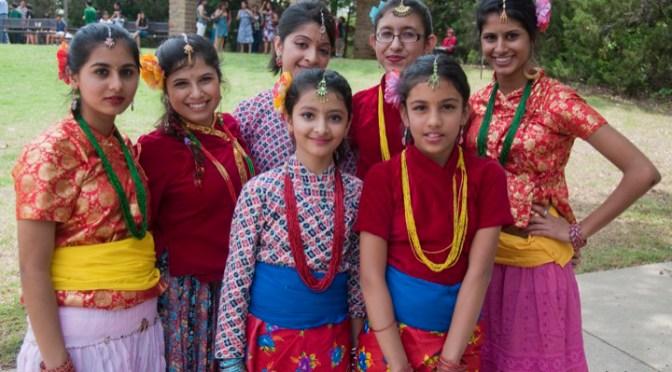 Nepali New Year 2068 Celebration by NST
