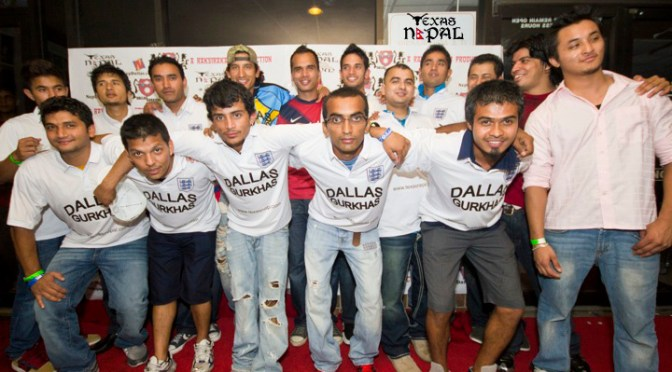 Dallas Gurkhas Soccer Nite 2011