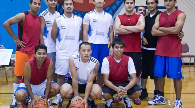 All Nepalese 3on3 Basketball Tournament