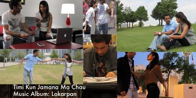 Timi Kun Jamanama Chau - Nepali Music Video