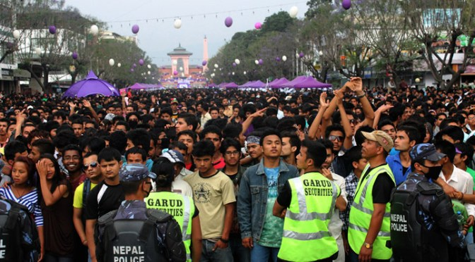 Ncell Purple Saturday at Durbarmarg