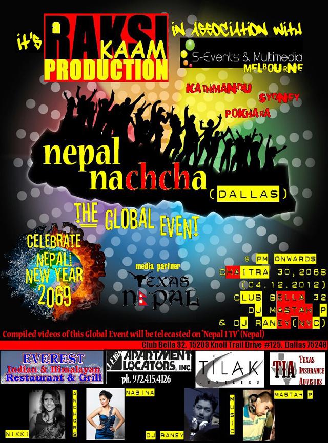 Nepal Nachcha Dallas