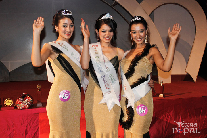 Miss Global Nepal 2012 Photo Gallery