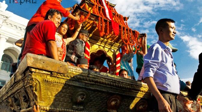 Indra Jatra Festival 2012