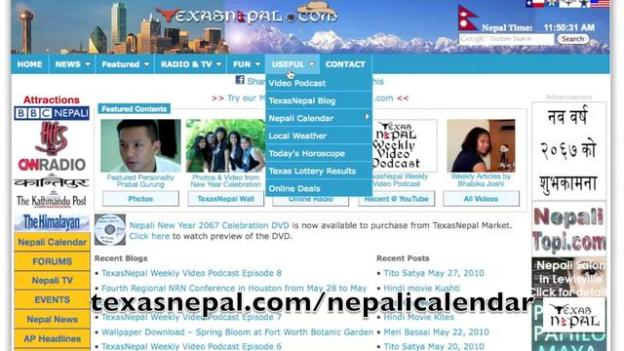 TexasNepal Weekly Video Podcast Episode 9