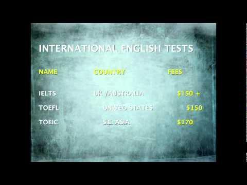 Don't insist on English!