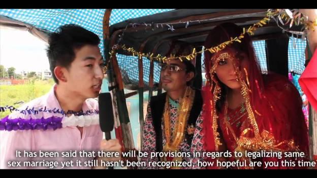 Gay Pride Nepal – Lex in Nepal