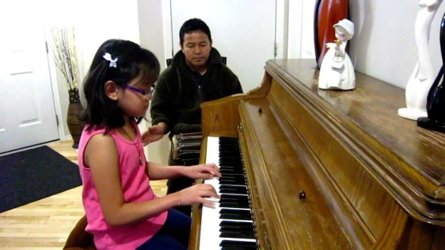 Sayaun Thunga Phool Kaa: Piano and Maadal Version [Video]