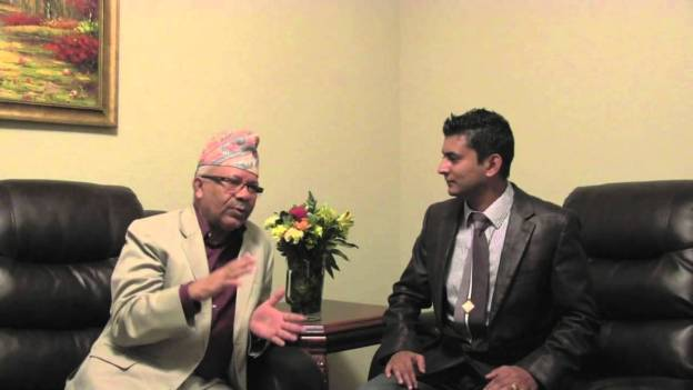 Jiwan Parivesh Episode 2: Interview with Madhav Kumar Nepal