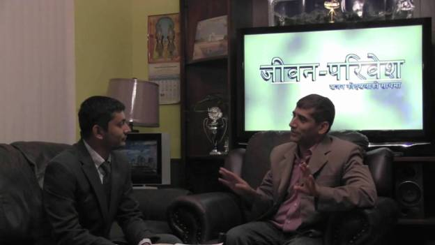 Jiwan Parivesh Episode 3: Interview with Netra Pandey