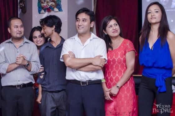 """A Grand Premiere of """"Mutu Bhitra"""" Music Video"""