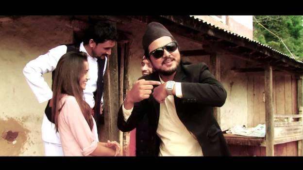 Yespali Dashain Ma Full Video Song _ By Badal Prasai (Jhilkey)
