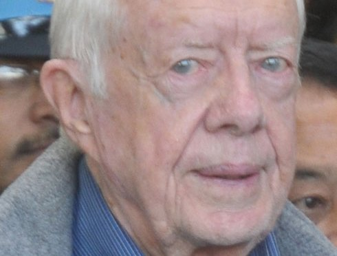Former US Prez Jimmy Carter Currently In Nepal