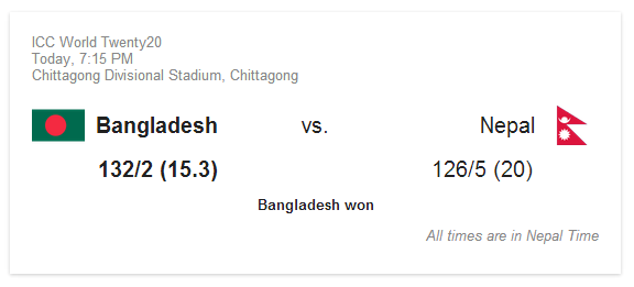 nepal vs bangladesh cricket   Google Search