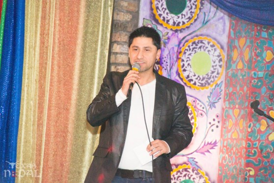 An Evening with Rabi Lamichhane at Ramailo Restaurant
