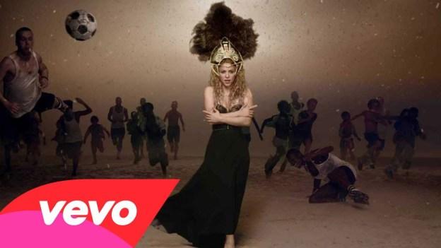 Shakira – La La La (Brazil 2014) ft. Carlinhos Brown