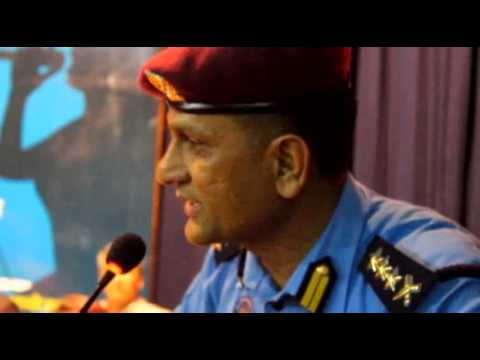 SSP Ramesh Kharel Removed As Chief of the Kathmandu Metropolitan Police Range
