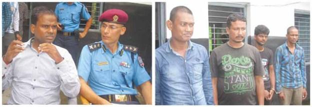 Kidnappers of Rastriya Banijya Bank Tax Officer Arrested