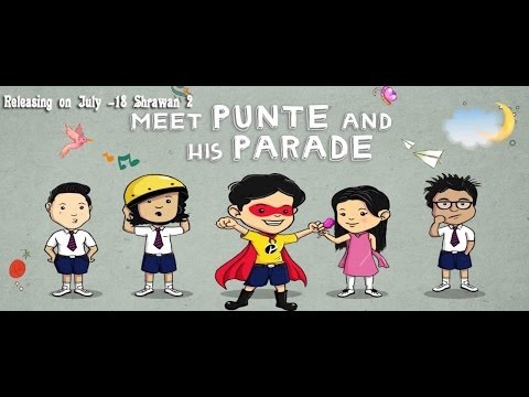 PUNTE PARADE – New Nepali Movie