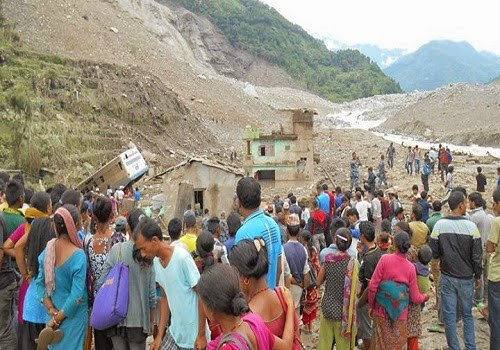 Rs 9.1m Collected By Sunkoshi Flood Victims Relief Fund
