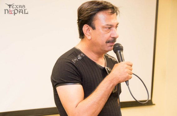 Bhuwan KC's Sathi Ma Timro Screening by ICA