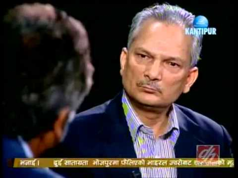 Interview with Dr Baburam Bhattarai – Disha Nirdesh August 28, 2014