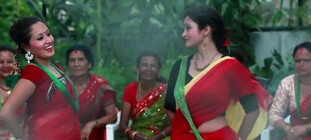 Tali Bajai Deu Teej Song by Sashi Rawal