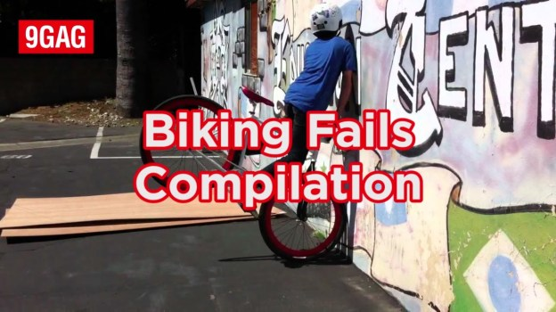 The Ultimate Biking Fails Compilation
