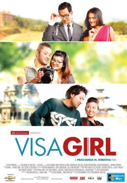 Nepali Full Movie – Visa Girl