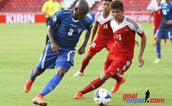 AFC U-16 Championship 2014: Nepal Defeats Kuwait