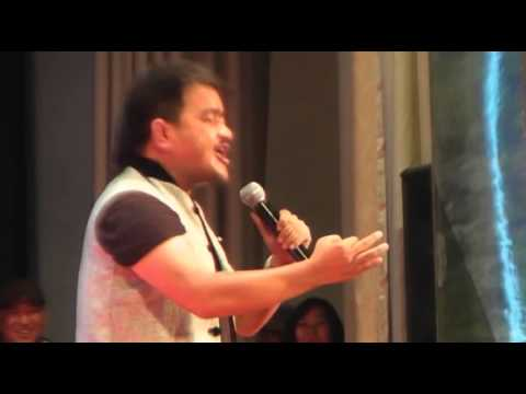 Takme Budha standup comedy at Image Award
