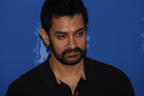 Bollywood Star Aamir Khan Arrives In Kathmandu