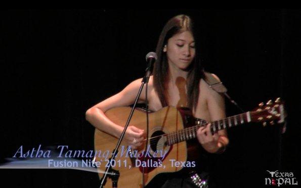 Astha Tamang-Maskey in Dallas – Gotta be Love