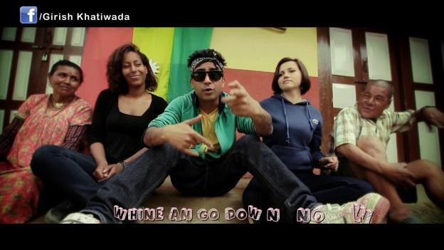 Girish – Ganja Man -Nepali Pop Reggae Rap Music Video